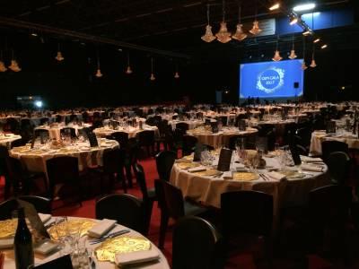 Traiteur soirées de Gala - La Fine Fourchette Grenoble